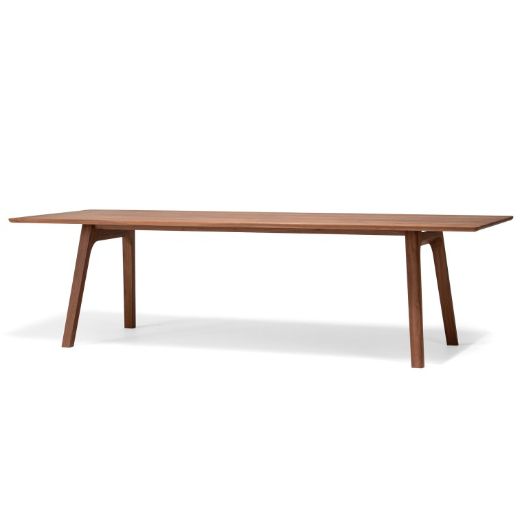 TEN Dining Table Solid Wood Top CONDE HOUSE - Dining table for ten