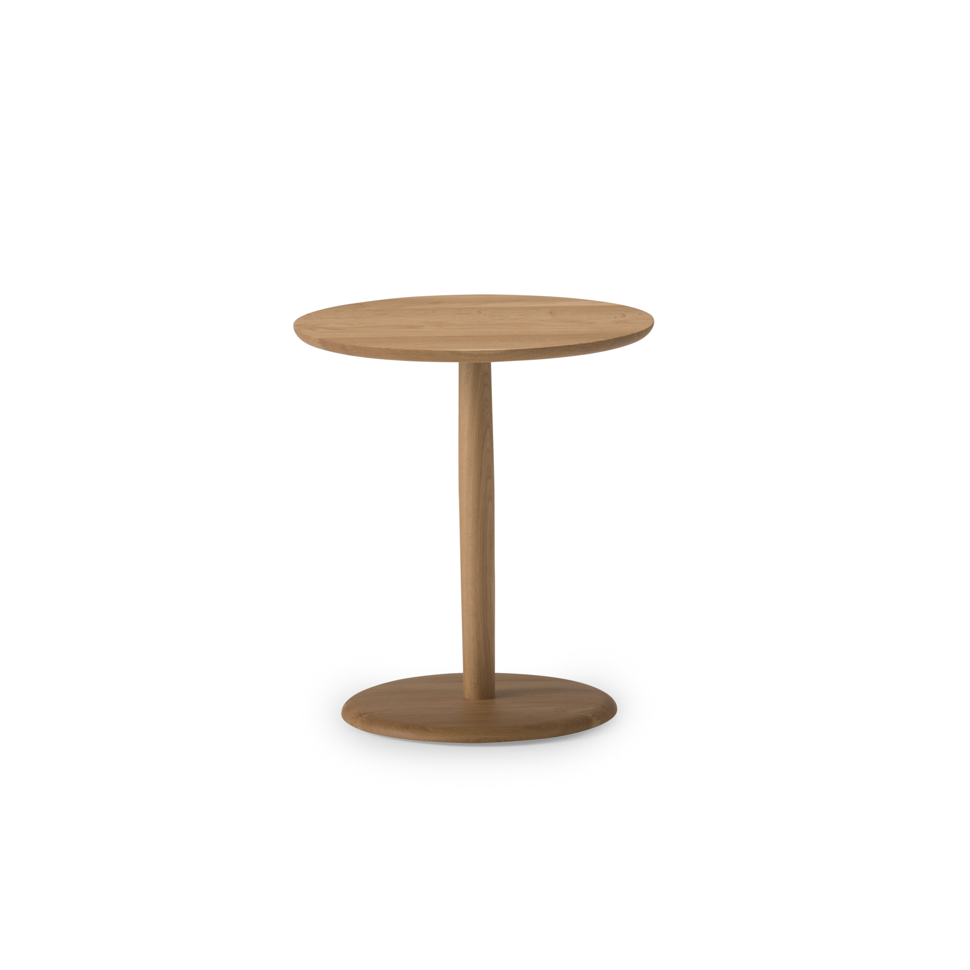 """KAMUY 18"""" dia Side Table"""