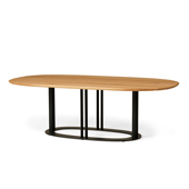 RB Oval Table