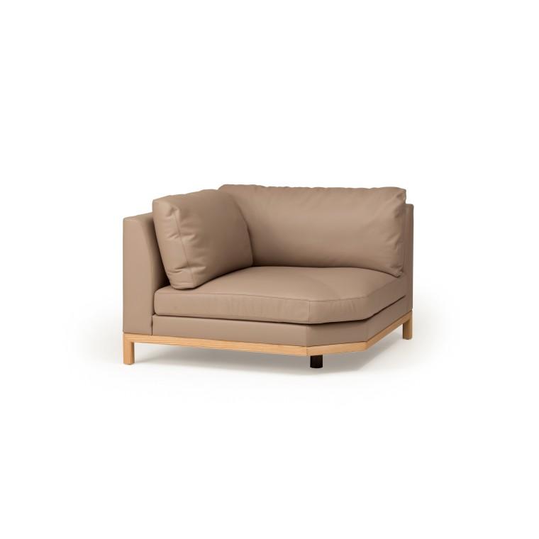 Corner Sofa Right Br Anese Ash Natural