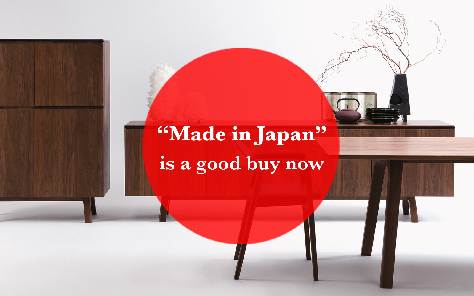 """Made in Japan"" is a good buy now"