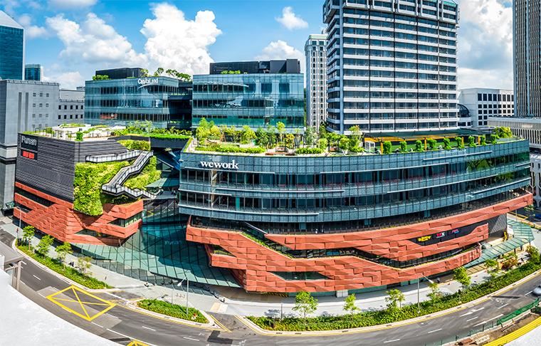 CONDE HOUSE Singapore
